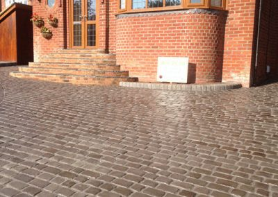 Turf, Chain Link and Driveway Install – Locks Heath, Southampton