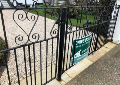 Gravel Driveway – Alverstoke, Gosport