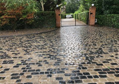 New Driveway – Shedfield, Hampshire