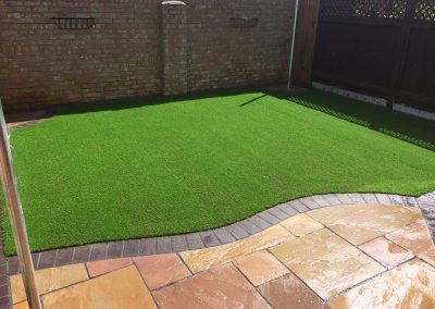Patio & Artificial Grass – Southsea, Hampshire