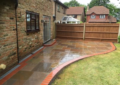 New Patio – Marks Tey Road, Stubbington
