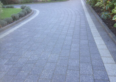 Marshalls Drivesett Argent in Light and Dark in Warsash