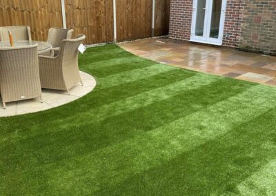 Large Artificial Grass in Fareham