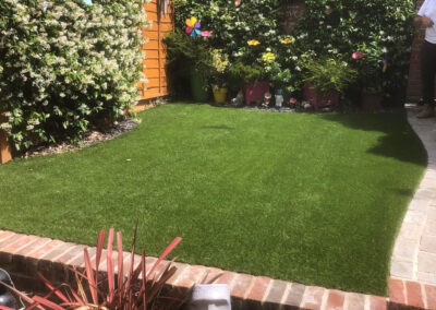 Artifical Grass installed in Whiteley