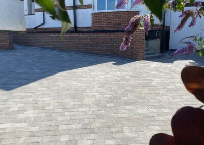 Driveway Installed in Drayton