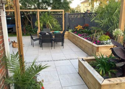 A perfect garden makeover in Fareham