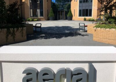 Aerial Direct Offices In Fareham